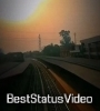 Tu Hai Mera Ye Sansar Sara Train Road Aesthetic Status Video Download