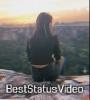 Teri Bahon Me Girl Aesthetic Whatsapp Status Video Download