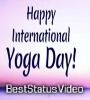 International Yoga Day Wishes Video Status Download