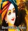 Lord Krishna Hamaro Dhan Radha Shri Radha Whatsapp Status Video Download