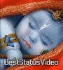 Shri Krishna Govind Hare Happy Janmashtami Whatsapp Status Video Download