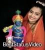 Meera Ke Prabhu Girdhar Nagar Happy Janmashtami Whatsapp Status Video Download