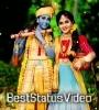 Radha Raman Hare Govind Happy Janmashtami Whatsapp Status Video Download