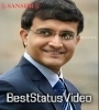Sourav Ganguly Happy Birthday Special Status Video Download