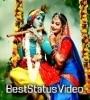 Wo Jhule Kadam Ki Dali Best Whatsapp Status For Krishna