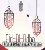 Bakra Eid Ka Chand Mubarak Status Video 2021