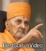 Pramukh Swami Maharaj Guru Purnima Full Screen Whatsapp Status Download