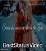 Sanso Ko Sanso Mein Dhalne Do Zaraz Female Version Status Video Download