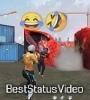 Raat Me Jayada Tatti Free Fire Funny Shayari Status Video Download