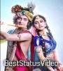 Tere Naam Se Mashhur Jindgani Ho Gai Radha Krishna 4k Full Screen Status Video Download