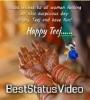Happy Teej English Whatsapp Status Video Download