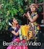 Radha Krishna Meera Ke Prabhu Giridhar Nagar 4k Status Video Download