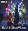 Duba Rahu Sada Tere Khayalo Me Free Fire Whatsapp Status Video Download