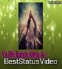 Mera Mola Mola Hussain Hai WhatsApp Status Video Download