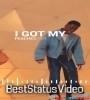 Justin Bieber Peaches Lyrical Full Screen Whatsapp Status Video Download