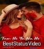 Romantic Couple Whatsapp Status Video Download