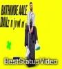 Ashke Ashke Gur Sidhu Song WhatsApp Status Video Download