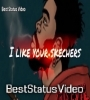 I Like Your Skechers Song Whatsapp Status Video