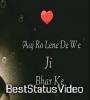 Aaj Ro Len De Ve Jee Bhar Ke Status Video