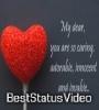 Love Forever Whatsapp Status Video Download